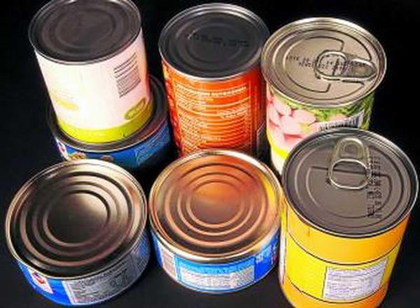 Si abre una lata tenga algo presente