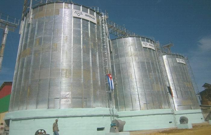 Acometen gran inversión en planta arrocera en municipio cienfueguero . Foto: Mireya Ojeda