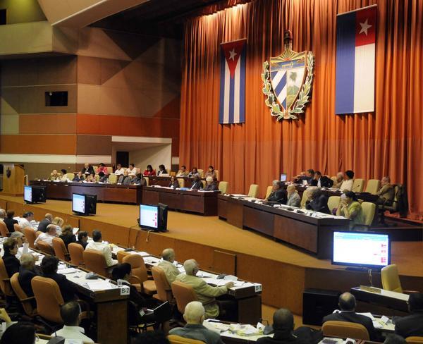 Transmitir�n la radio y la televisi�n cubanas, clausura de la Asamblea Nacional del Poder Popular
