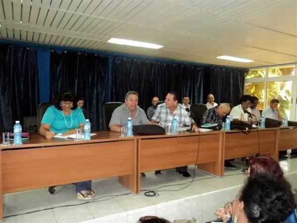 Por mejor labor sindical trabajadores de industrias cubanos (+ Audio)