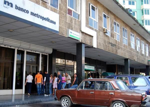 Banco Metropolitano anuncia dificultades tecnol�gicas (+ Audio)