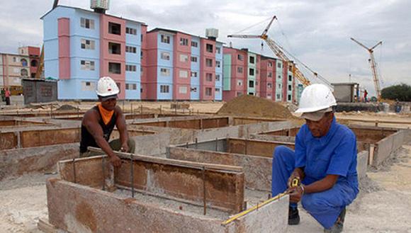 Beneficia la industria programa de materiales de la construcción en Cuba