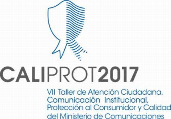 Sesionará en La Habana, Caliprot 2017