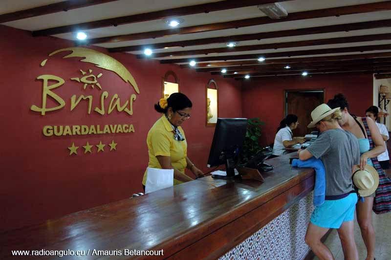 Hotel Las Brisas en Holguín. Foto: Amauris Betancourt