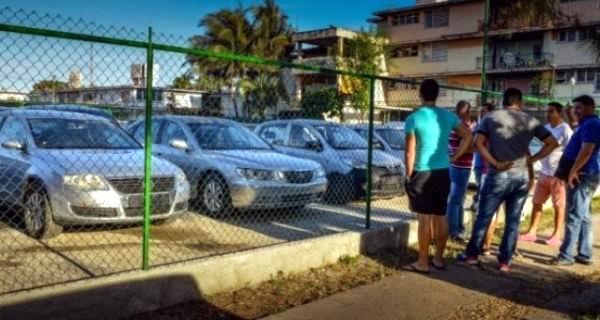 Venta de carros en Cuba