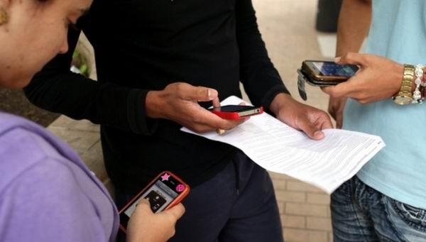 Cuba: vistazos a la transferencia de saldo entre móviles