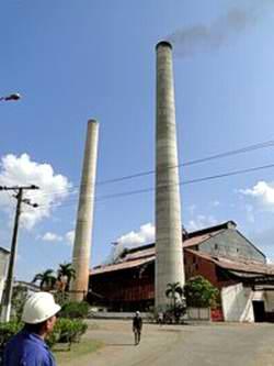 Cienfuegos cumplió su plan de producción de azúcar. Foto Mireya Ojeda