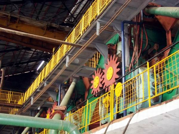 Chequean preparativos de zafra azucarera en el camagüeyano central Brasil