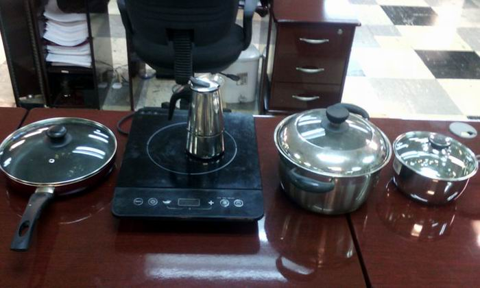 Novedades sobre la comercialización de las cocinas de inducción en Cuba