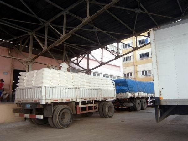Desarrollo de industria molinera en Cienfuegos