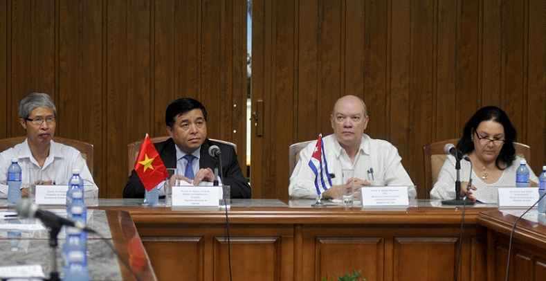 En La Habana Coloquio de Inversiones Viet Nam-Cuba (+Audio)