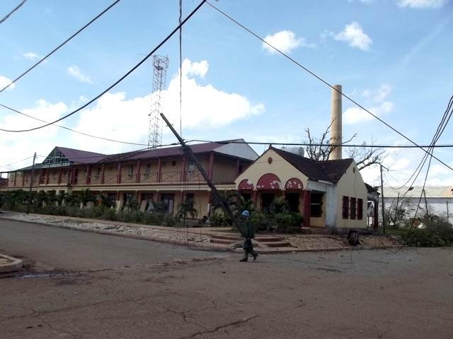 La comunidad del ingenio Brasil es una de las más afectadas.