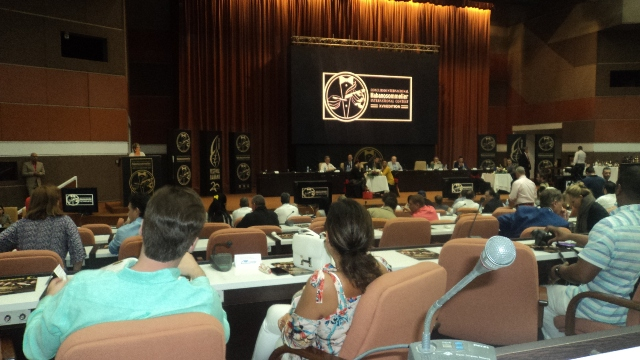 Recauda Festival del Habano importante suma para salud pública cubanaFotos: José Cabrera Peinado