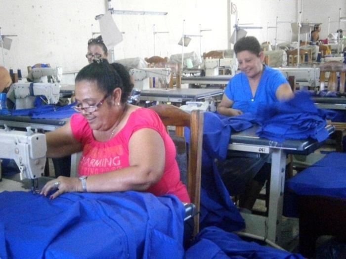 Sustituyen importaciones con proyectos de desarrollo local en Cienfuegos