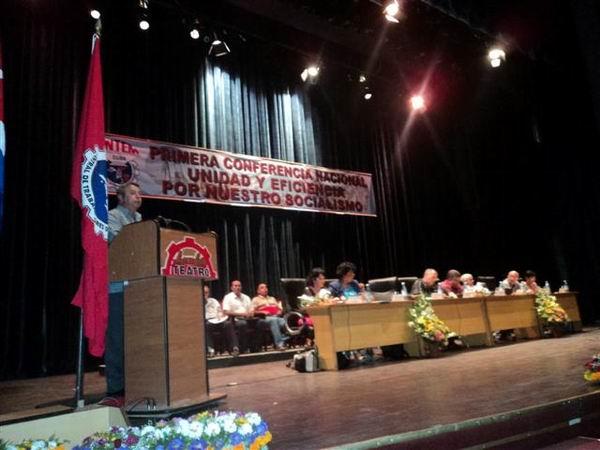 Movimiento sindical cubano en solidaridad con los trabajadores venezolanos (+ Audio)