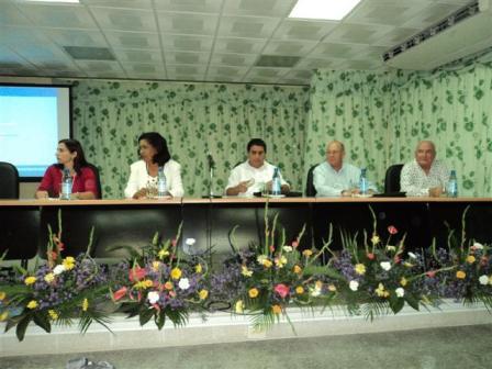 Primer Congreso de Horticultura. Foto Jos� Cabrera Peinado