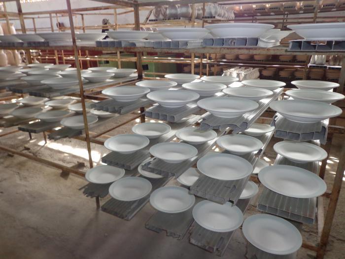 The Ceramics in the Cuban Economics