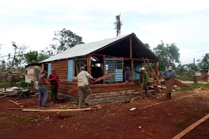 Plan de Acción de Naciones Unidas apoyará recuperación de viviendas en Camagüey