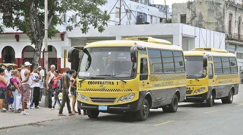 Desde el 1ro. de septiembre prestan servicio entre 550 y 560 ómnibus urbanos en La Habana, lo que permite transportar aproximadamente un millón 125 mil   pasajeros diarios