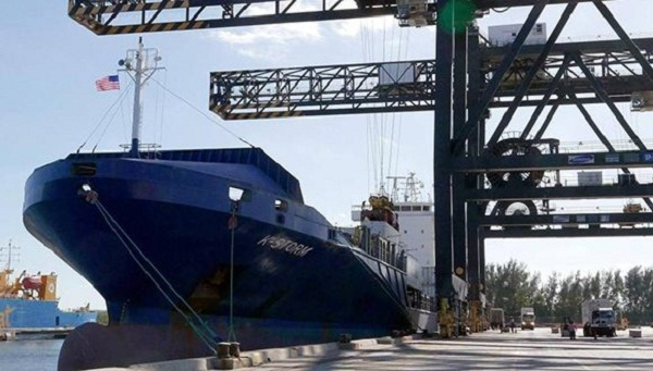 Puerto de Florida cancela acuerdo con Cuba