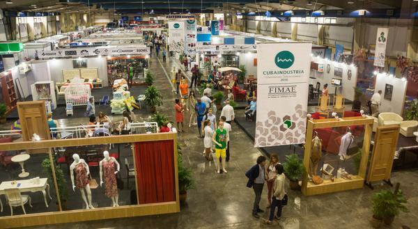Presente COMECA en Cubaindustria 2016