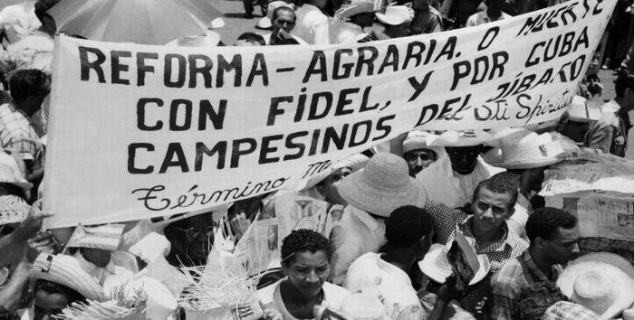 17 de mayo de 1959: La revolución naciente promulga la Primera Ley de Reforma Agraria (+Audio)