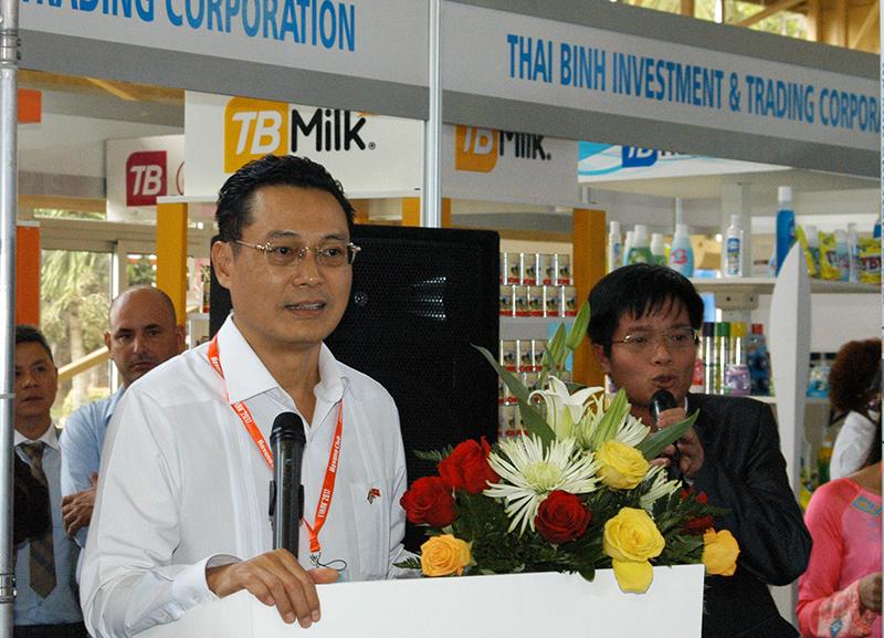 Embajador de Vietnam en Cuba, Señor Nguyen Trung Thanh. Foto: Sergei Montalvo