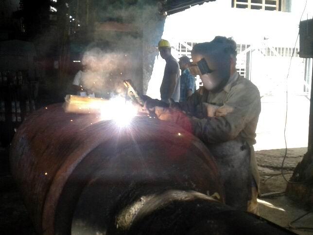 Instalan turbo generador en central de Mayabeque