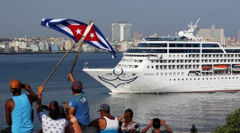 Cuban cruise activity breaks records in 2018