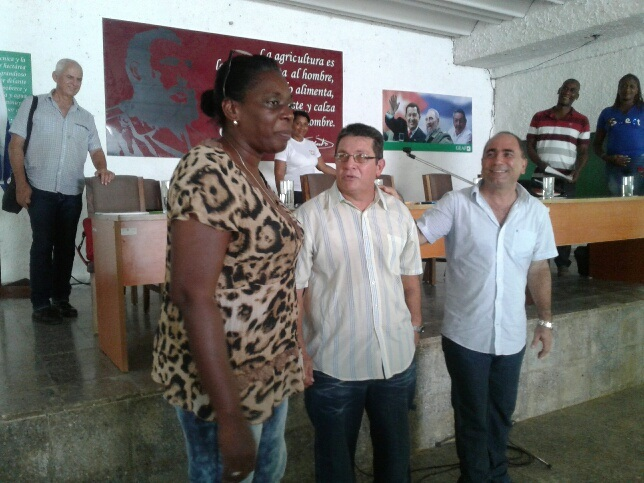 Analizan campaña de papa en Mayabeque