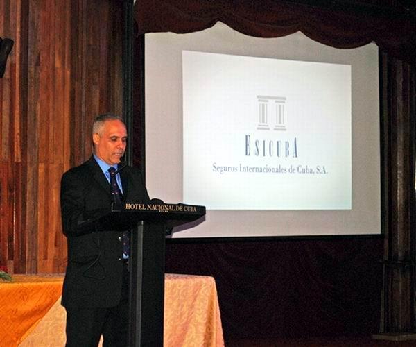 Director General de ESICUBA, José Carlos Meijides Alfonso
