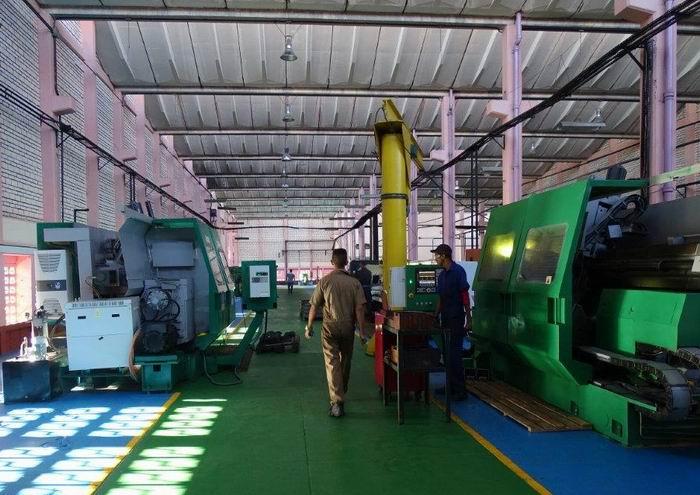 Empresa Oleohidráulica cumple y sustituye importaciones