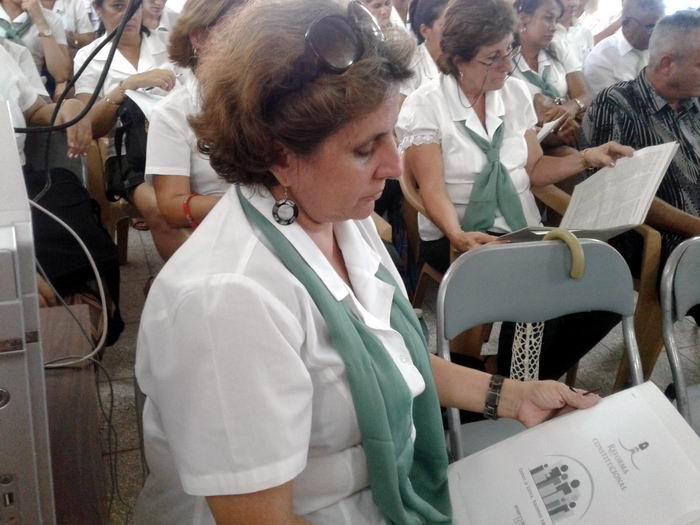 Continúa en Cienfuegos Consulta Popular de la Constitución