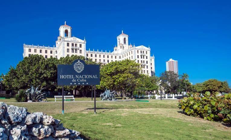 Otro gran premio para el Hotel Nacional de Cuba