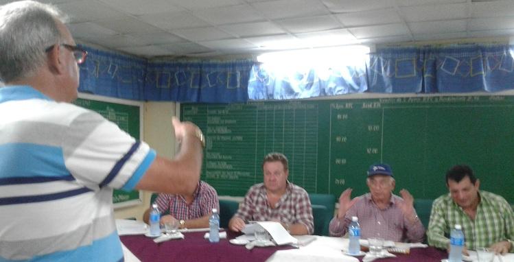 Felicitó Machado a los majibacoenses por la producción con calidad