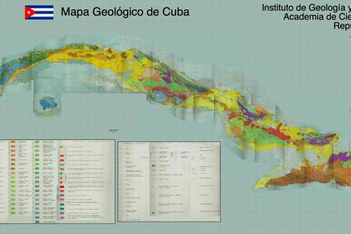 Trabajan en Cuba en la ejecución del nuevo Mapa Geológico
