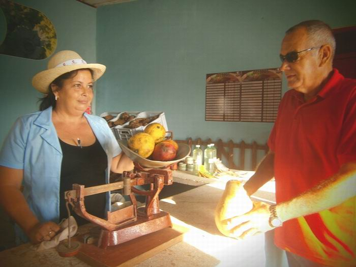Mercado Agropecuario La Calzada