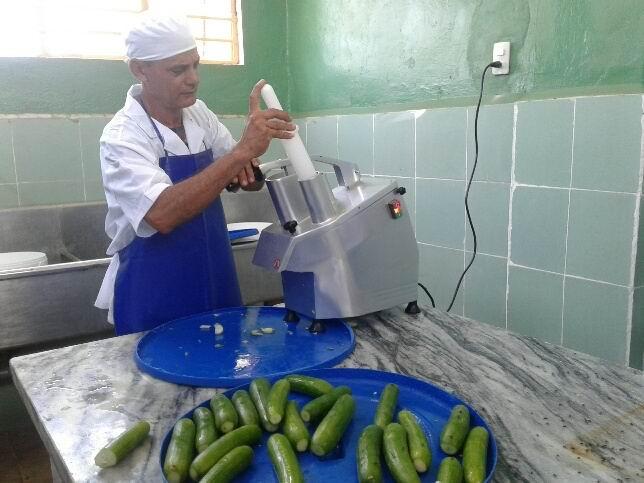 Alistan minindustria en Mayabeque