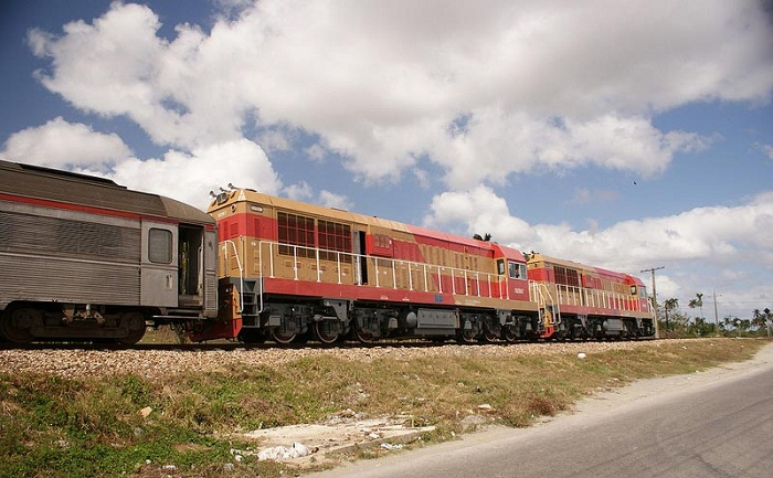 Por un ferrocarril más eficiente en Cuba (+Audio, Fotos y Video)