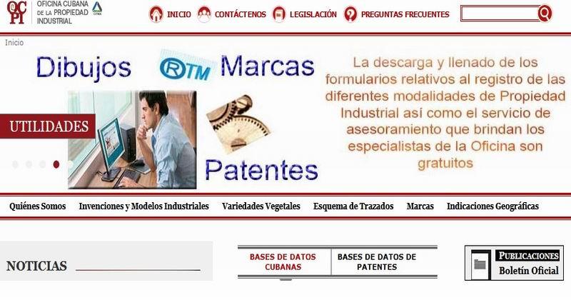 Nuevas normativas en Cuba para el Sistema de Propiedad Industrial