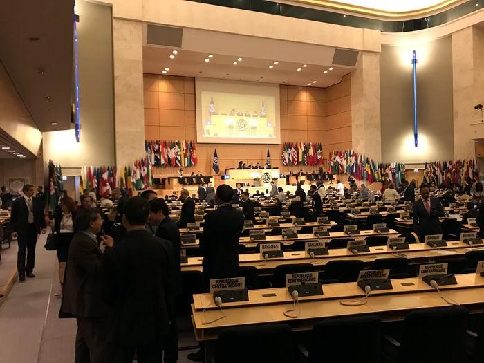 Polémica por la numerosa delegación argentina a la OIT