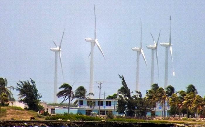 En Holguín, taller internacional sobre explotación de parques eólicos
