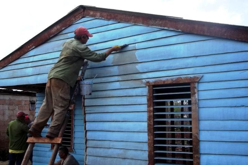 Avanzan tareas de la recuperación en Camagüey