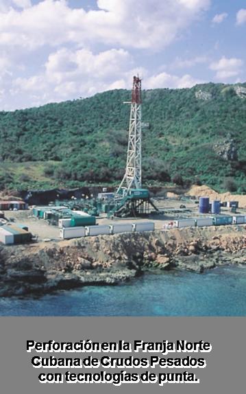 Motembo y el  bloque 9 de CUPET: ¿nuevo yacimiento petrolero para fin de año?