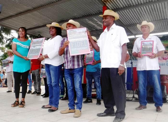 Los municipios del II Frente y Guamá resultaron Vanguardia Nacional en la Emulación por el 17 de Mayo.