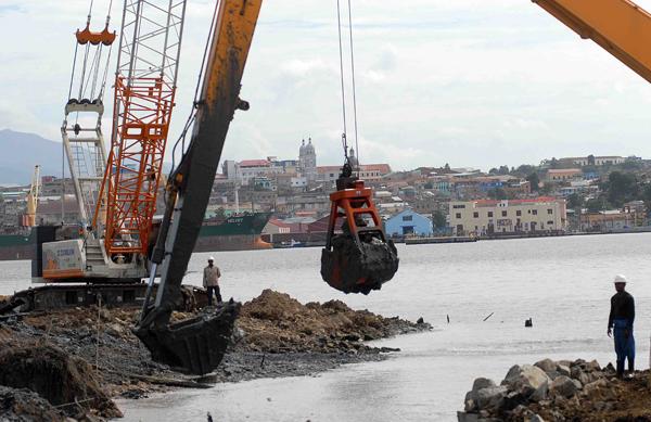Inversiones portuarias benefician a Cuba