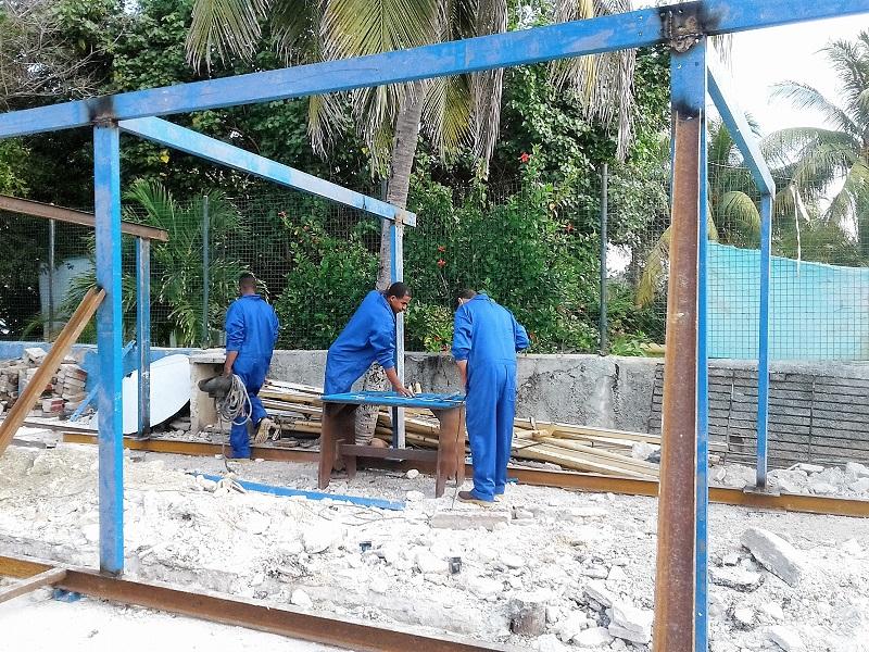 Impulsan obras sociales en Playa por los 500 años de La Habana