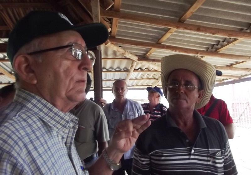 Recomiendan retomar enseñanzas de Fidel para alimentación del ganado