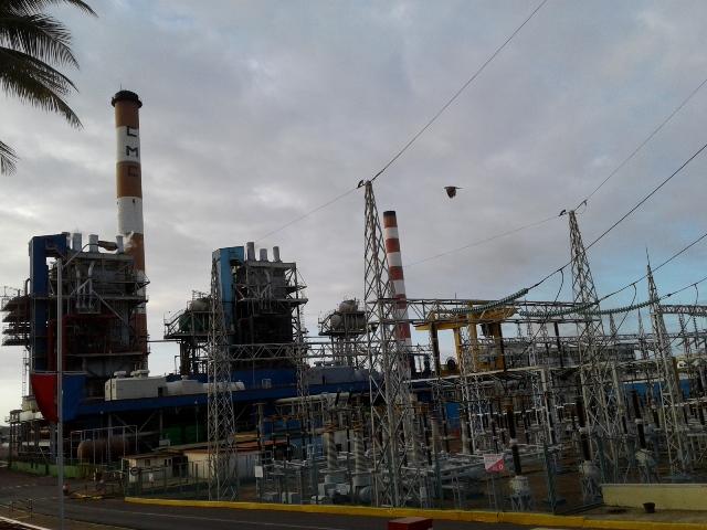 A 40 años de inaugurar Fidel Unidad de Termoeléctrica cienfueguera