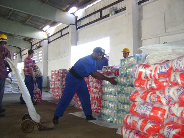 Cumple Empresa Nacional de la Sal su plan de producción por primera vez